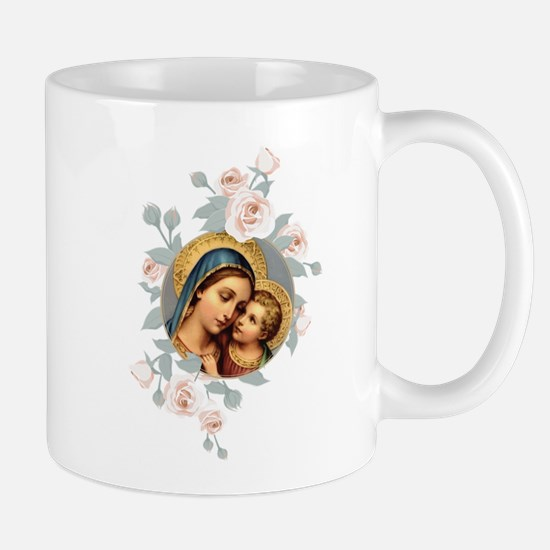 Our Lady of Good Remedy Mugs