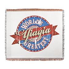YiaYia Woven Blanket