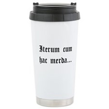 Unique Undefined Travel Mug