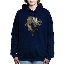 Musky 4 Women's Hooded Sweatshirt