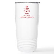 Keep Calm and love your Travel Mug