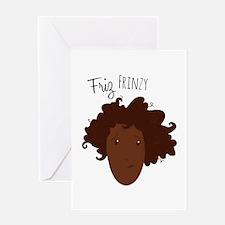 Friz Frinzy Greeting Cards