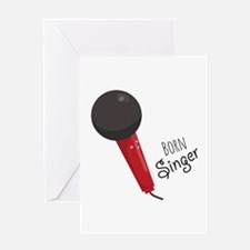 BornSinger Greeting Cards