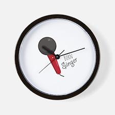 BornSinger Wall Clock