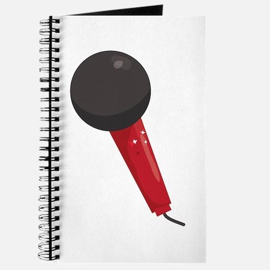 Singing Microphone Journal