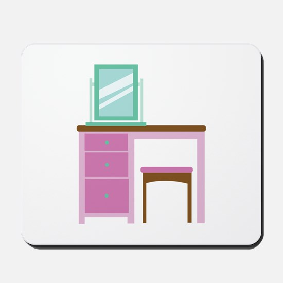 Dressing Table Mousepad