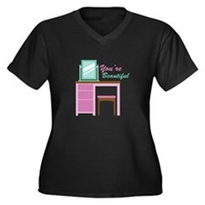 Youre Beautiful Plus Size T-Shirt