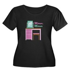 Mirror Mirror Plus Size T-Shirt