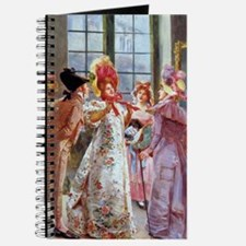 Glimpses Victorian Life -At Milliners Journal