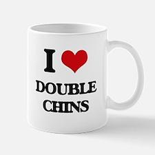 I Love Double Chins Mugs