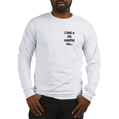 I Feel A Sin Coming On Long Sleeve T-Shirt