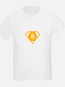StonefishSays Bitcoin Logo T-Shirt