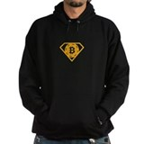 Bitcoin Dark Hoodies