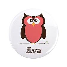 """Ava 3.5"""" Button"""