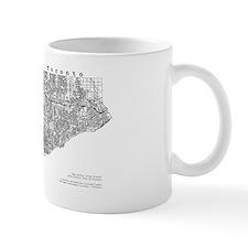 Unique Map data Mug
