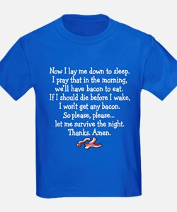 Bacon Bedtime Prayer T