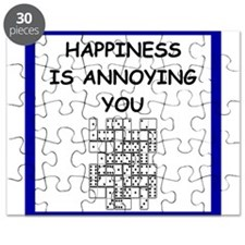 i love dominoes Puzzle