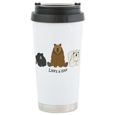 NWP/TT Bears Travel Mug