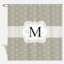 Cute Leslie Shower Curtain