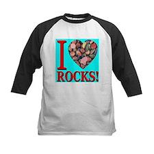 I Love Rocks! Tee