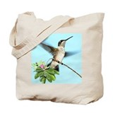 Hummingbird tote Totes & Shopping Bags