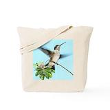 Hummingbird tote Bags & Totes
