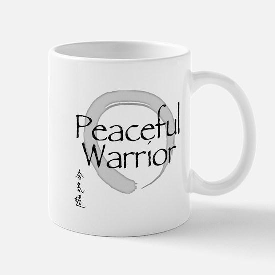 Peaceful Warrior Mug