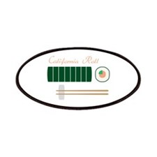 California Roll Patches