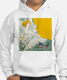 L'Artisan Moderne by Toulouse-Lautrec Jumper Hoody