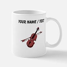 Custom Violin Mugs