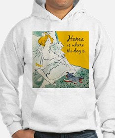 Home is Where the Dog is Jumper Hoody