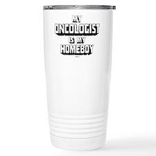 Cute Oncologist Travel Mug