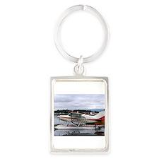Float plane, Lake Hood, Anchora Keychains