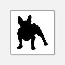 French Bulldog Shadow Sticker