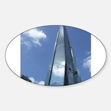 The Shard London skyscraper Decal