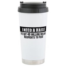 Cute Bp oil Travel Mug