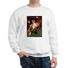 Angel & Newfoundland (B2S) Sweatshirt