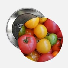 """Colorful tomatoes macro food photography 2.25"""" But"""