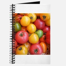 Colorful tomatoes macro food photography Journal