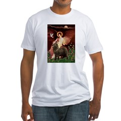 Angel & Newfoundland (B2S) Shirt