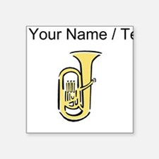 Custom Tuba Sticker