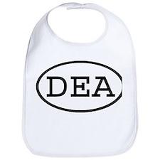 DEA Oval Bib