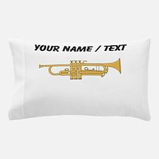 Custom Trumpet Pillow Case