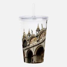 Doges Palace Acrylic Double-wall Tumbler
