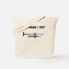 Custom Trumpet Tote Bag