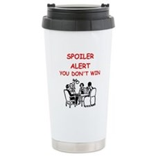 Cute Canasta Travel Mug