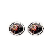 photomarc Oval Cufflinks