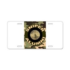 OATH KEEPERS Aluminum License Plate