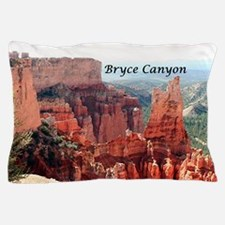 Bryce Canyon, Utah, USA 5 (caption) Pillow Case
