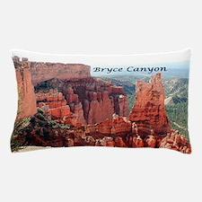 Bryce Canyon, Utah, USA 5 (caption) Pillow Case
